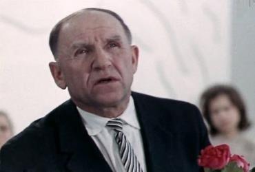 Актер Николай Парфенов