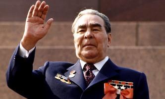Брежнев Леонид Ильич - биография, годы жизни
