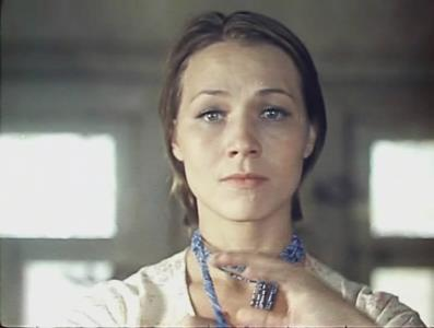 Нина Русланова в молодости