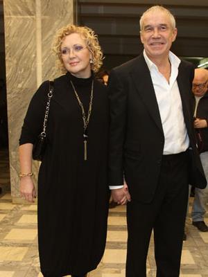 Сергей Гармаш с супругой Инной
