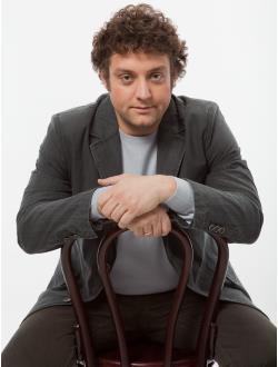 Актер Михаил Полицеймако