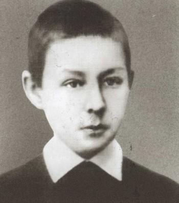 Сергей Рахманинов в детстве 1885–1886 гг