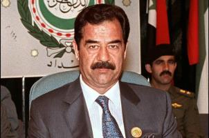 Саддам Хусейн  - биография: мученик власти