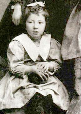 Фаина Раневская в детстве