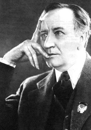 Василий Качалов, кумир и первая любовь Фаины Раневской