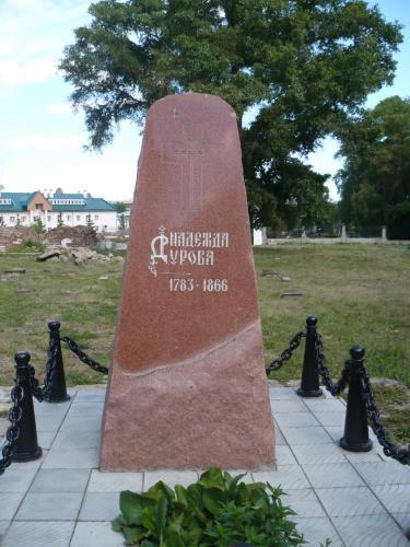 Могила Надежды Дуровой