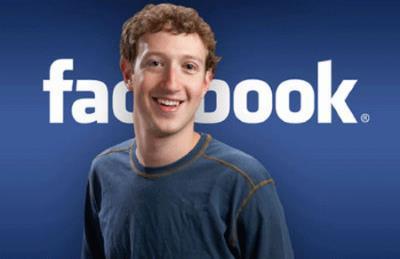 Марк Цукерберг - основатель соцсети Фейсбук