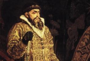 Иван IV Грозный - биография: жены и дети многоженца без наследника