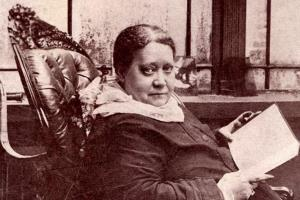 Елена Блаватская - биография: Заглянувшая в вечность