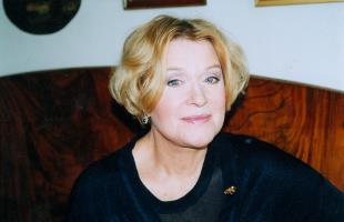 Актриса Валентина Талызина - биография: Я почти всегда влюблялась в своих партнеров