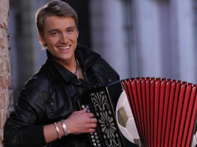 Алексей Воробьёв - его страстью был аккордеон