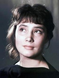 Актриса Татьяна Самойлова