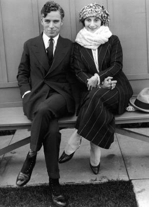 Анна Павлова с мужем Виктором Дандре