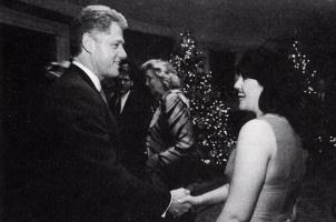 Билл Клинтон и Моника Левински - биография история личной жизни: Любить Билла