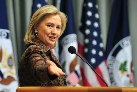 Хиллари Клинтон - выборы 2016