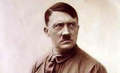 Художник Адольф Гитлер