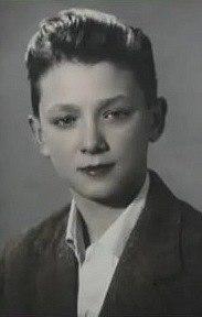 Игорь Старыгин в детстве