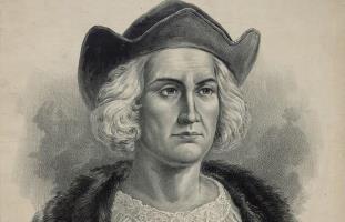 Христофор Колумб - биография великого мореплавателя, открытие Америки: Великое заблуждение