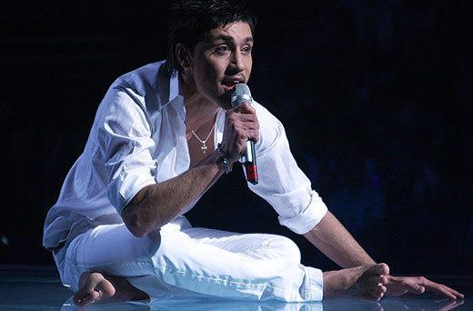 """Дима Билан на """"Евровидении-2008"""""""