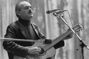 Булат Окуджава - биография, фото, личная жизнь: заезжий музыкант