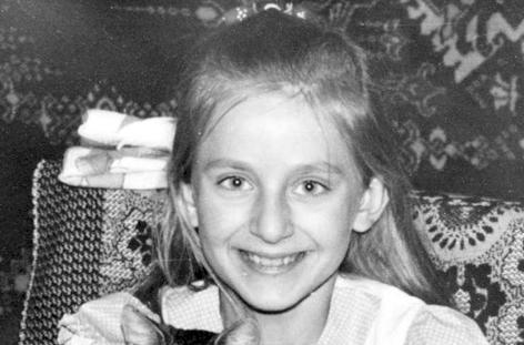 Рената Литвинова в детстве