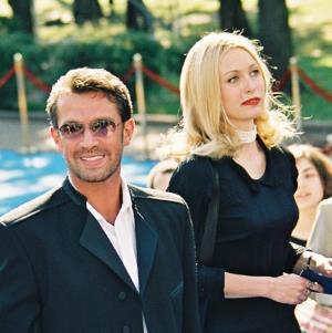 Владимир Машков и Ксения Терентьева