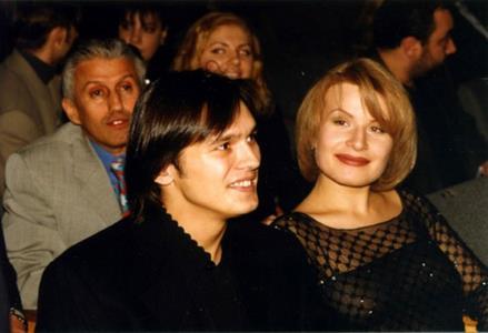Влад Сташевский и его супруга Ирина Мигуля