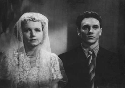 Георгий Юматов с женой Музой Крепкогорской
