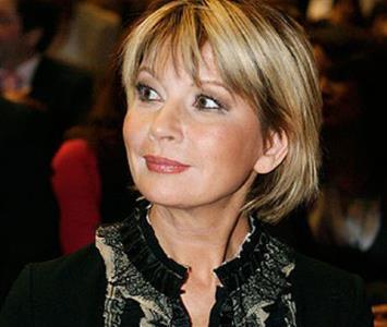 ведущая, актриса, журналист Татьяна Веденеева