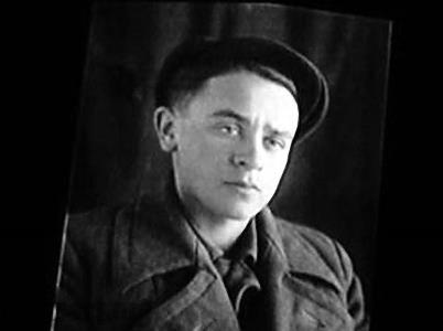Леонид Броневой в юности