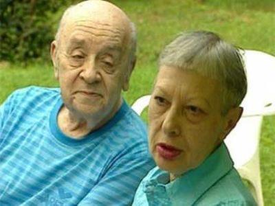 Леонид Броневой с дочерью Валентиной