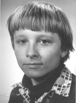 Ваня Охлобыстин в детстве