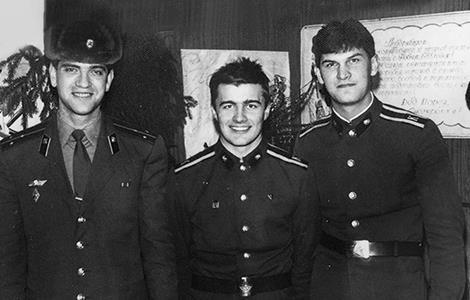 Армейские будни Пореченкова в военном училище
