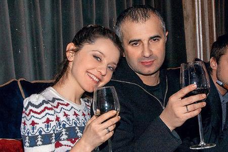 Валентина Рубцова с Артуром Мартиросяном