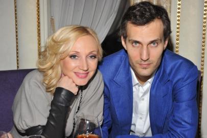 Кристина Орбакайте с Михаилом Земцовым