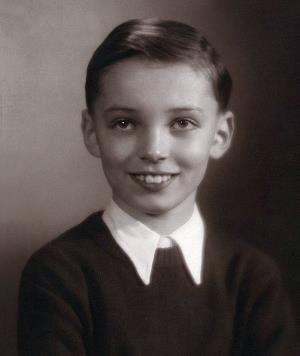 Карел Готт в детстве