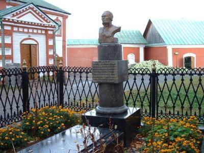 Могила великого адмирала-флотоводца Федора Ушакова