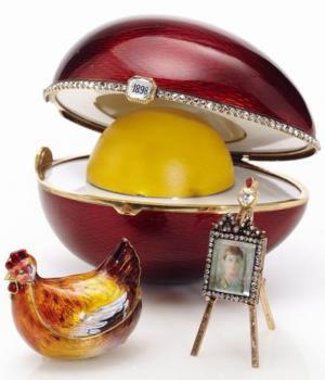 Императорские яйца Фаберже