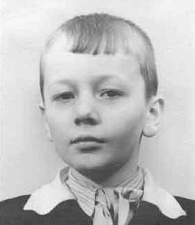 Миша Задорнов в детстве