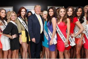 Дональд Трамп - Любимые женщины президента