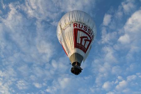 Воздушный шар Федора Конюхова