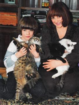 Наталья варлей фото ее детей