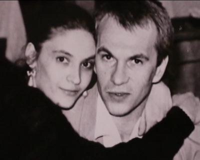 Алексей Гуськов и Лидия Вележева в молодости