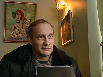 """Евгений Сидихин в сериале """"Бандитский Петербург"""""""