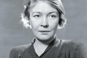 Ольга Берггольц - биография , фото, история личной жизни поэтессы