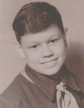 Коля Караченцов в детстве