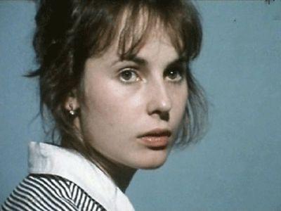 Ирина Апексимова в молодости 1987 г.