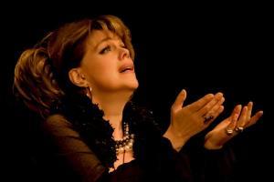 Любовь Казарновская - биография, фото, личная жизнь, семья, дети певицы