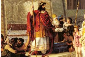Царь Соломон - биография жизни правителя Израильского царства
