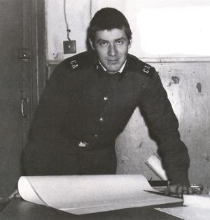 Андрей Краско в армии